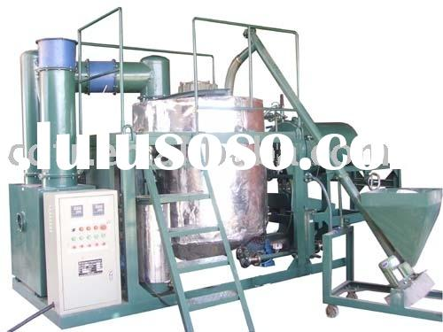 Tongrui Nry Used Engine Car Motor Oil Recycling Refinery