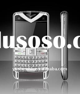 New luxury cheap Constellation Quest Design Dual sim Qwerty mobile phone Russian language V8 03