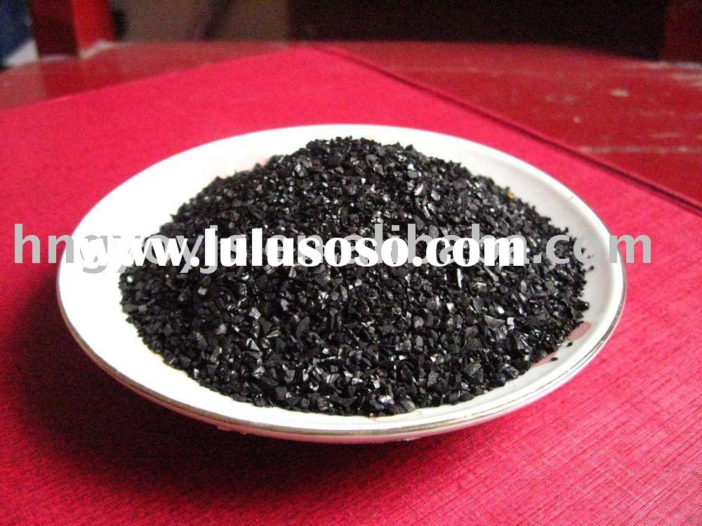 Ou Ya Supply nut shell activated carbon filter material for water treatment