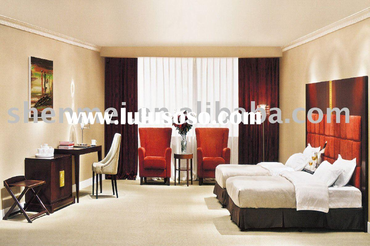 Sales Promotion/Low price/Shenmei STAR bedroom hotel furniture