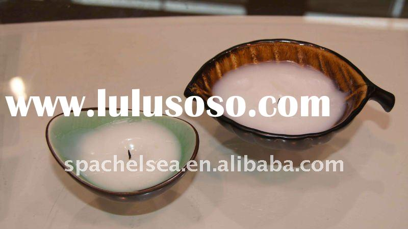 Scented 100% pure natural candle essential oil