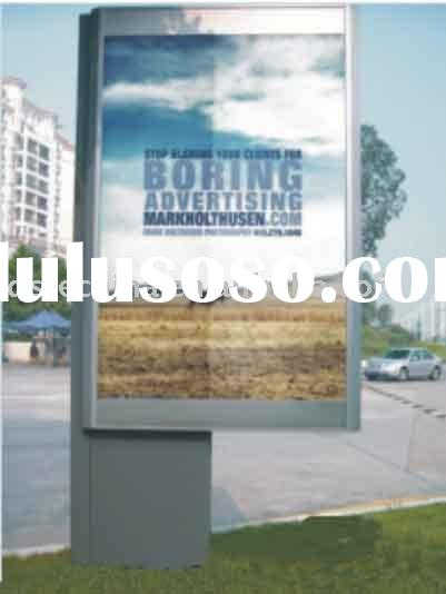 Scrolling Light Box ----- Outdoor Light Boxes