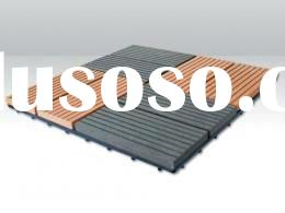 Snap-on Decking System