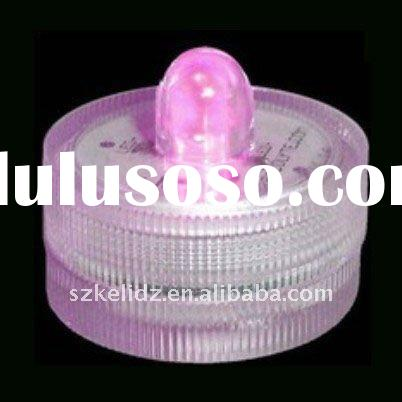 Submersible led night lights battery operated