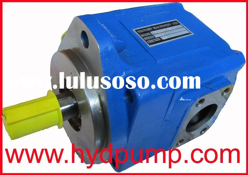 T6 Parker Denison T6C T6D T6E and T7E Single Double Triple Vane Pump
