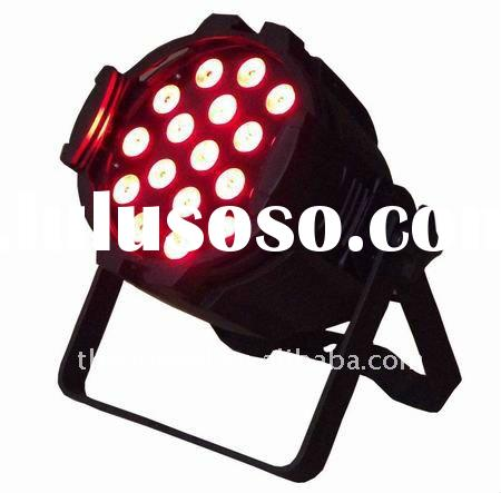 TH-226 18*10W Indoor Par Can,4 In One Led