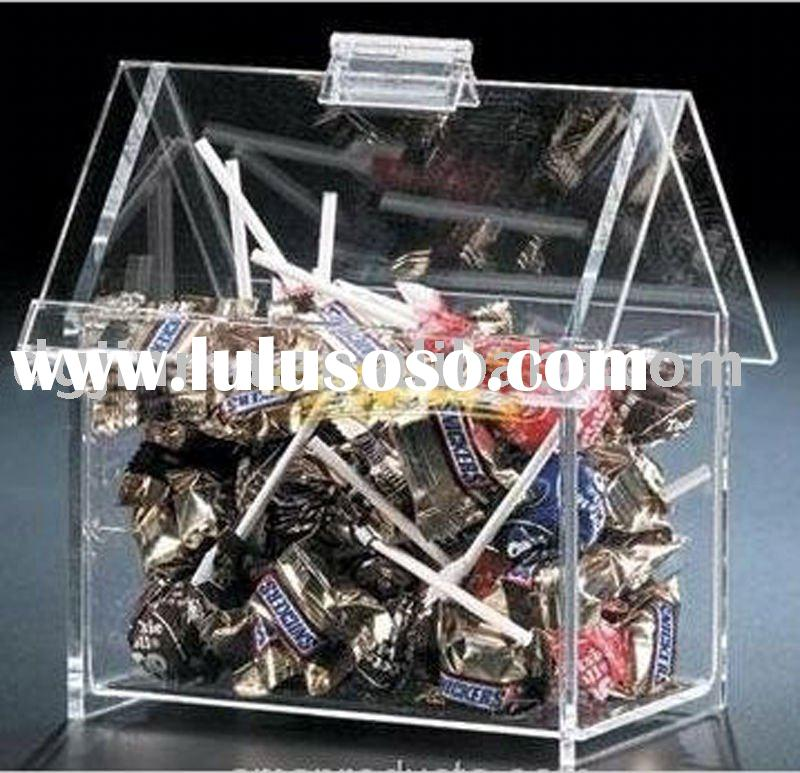 Transparent Acrylic Candy Box