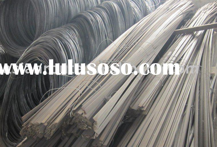 UNS420 hot rolled/cold drawn/polish stainless steel flat bar
