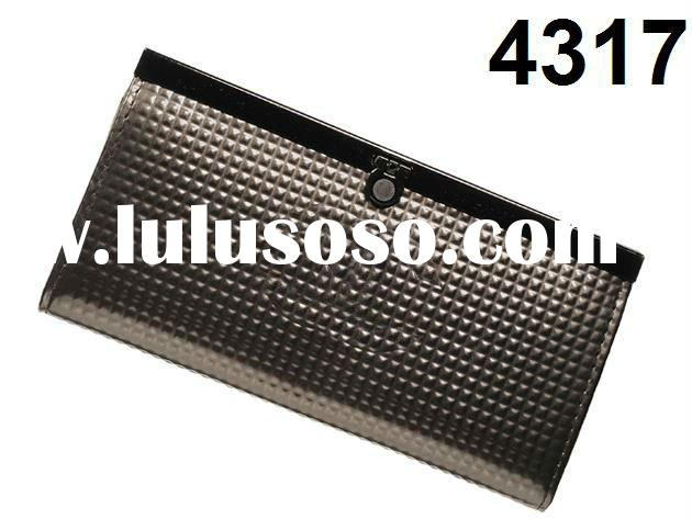 accept paypal,2011 hot selling wholesale fashion lady brand wallet