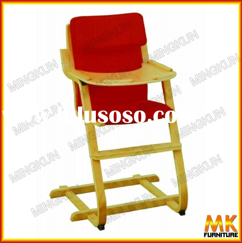 baby chair baby furniture wooden high chair