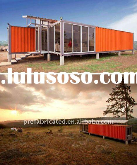 camp sit container house;Libya Post-Conflict Reconstruction project house