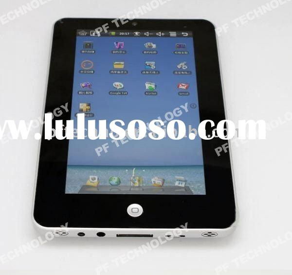 cheapest 7 inch table pc MID VIA 8650,Google Android 2.2 256MB