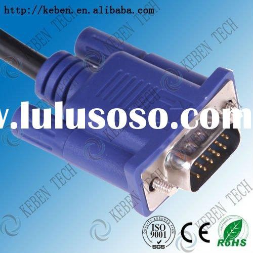 high quality VGA Cable 15PM - 15PM Cable