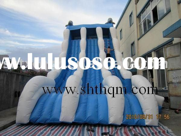 hot sale giant inflatable slide