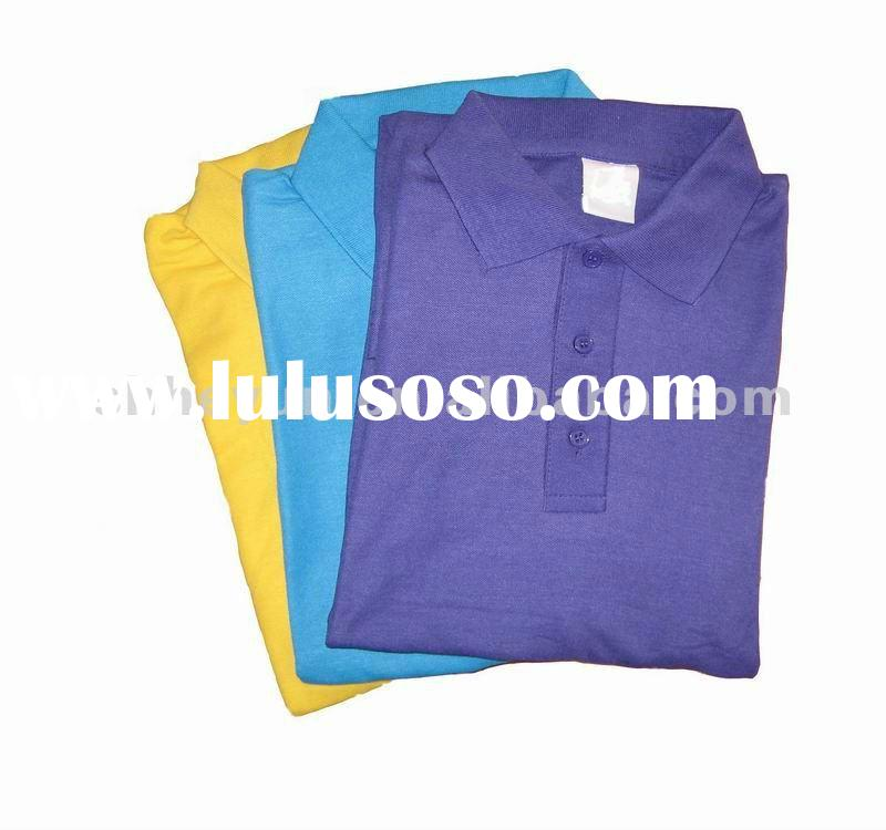 man casual polo tshirts for man 2012 summer OEM available