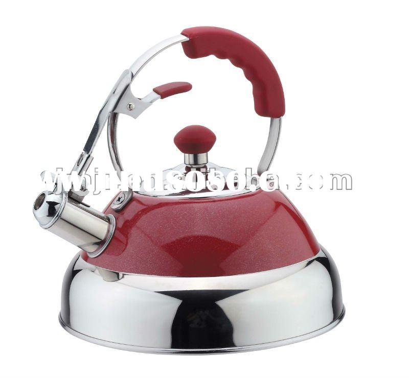 non-electric stainless steel tea kettle
