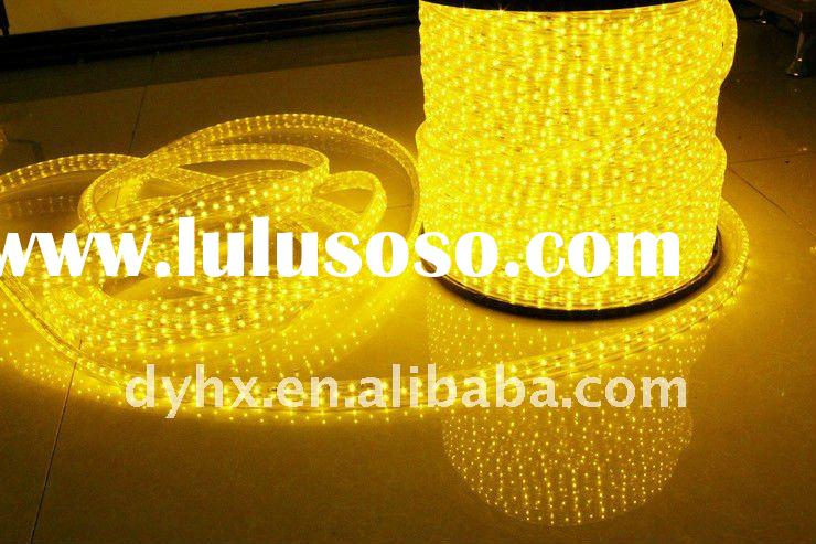 outdoor decorative lighting,led rope ligh ,christmas light