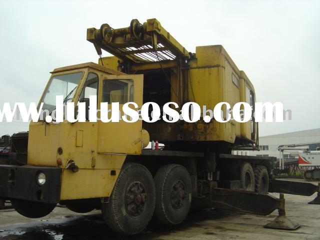 used crane KOBELCO P H 9170 TC 150 ton Lattice Boom truck crane