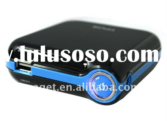 11000mAh high capacity Portable Battery Pack for iPhone,iPad,Blackberry,MP3/MP4