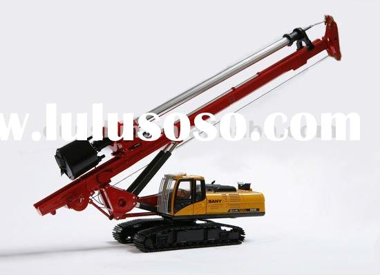 1:50 scale diecast construction model Drilling rig