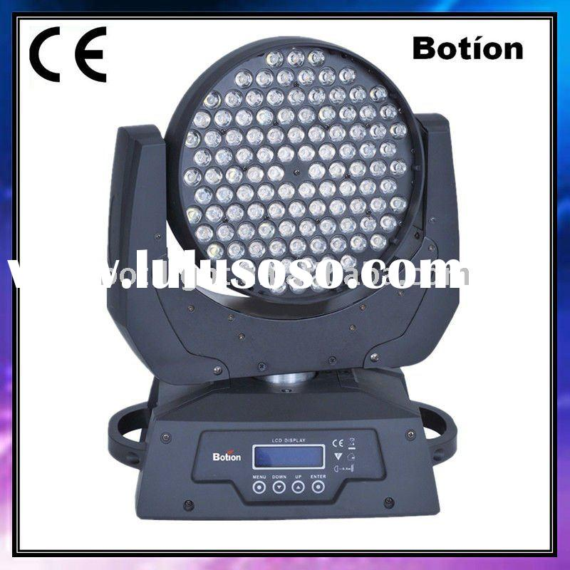 1w/3w led rgb 108pcs led moving head stage light