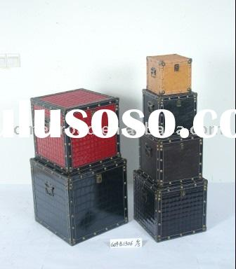 2010 new design MDF storage box
