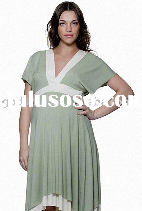 2011 Fashion Beautiful Maternity Prom Dress New Mother Clothes Prom Gowns Wear M-0015