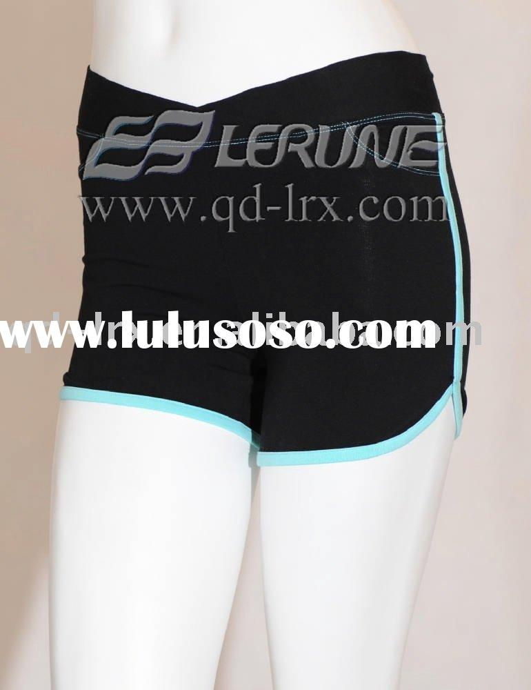 2011 Women's Organic Cotton Sports Hot Shorts