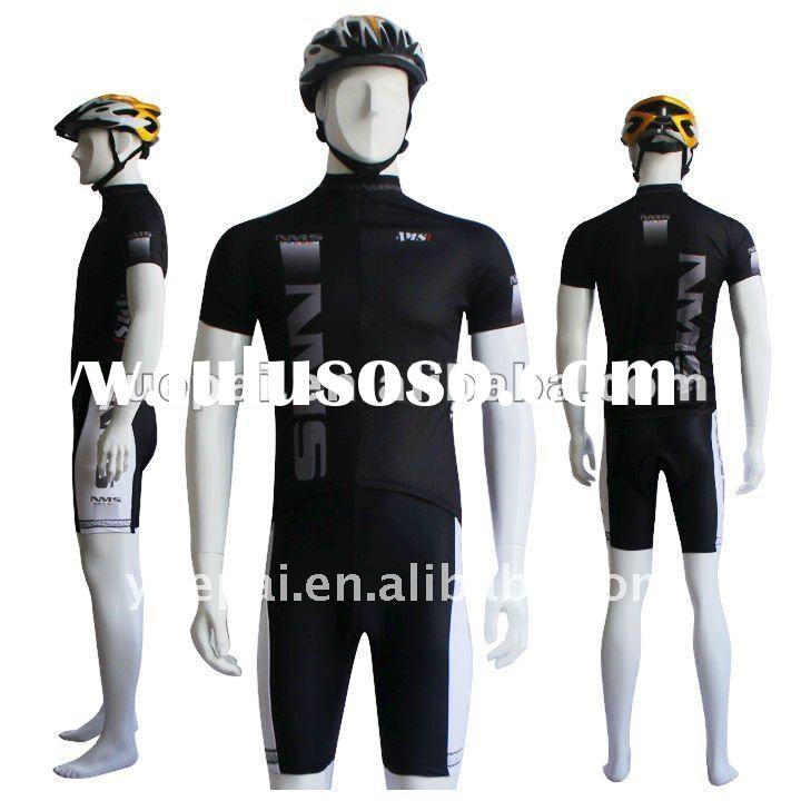 2012 Mens custom design Pro Cycling Gear with Full Sublimation Printing