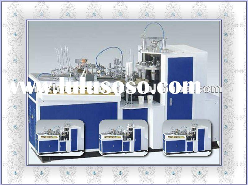 2012 NEW JBZ-A12 Automatic Single pe hot drink used paper cup making machine (60ml~330ml) (10% paper