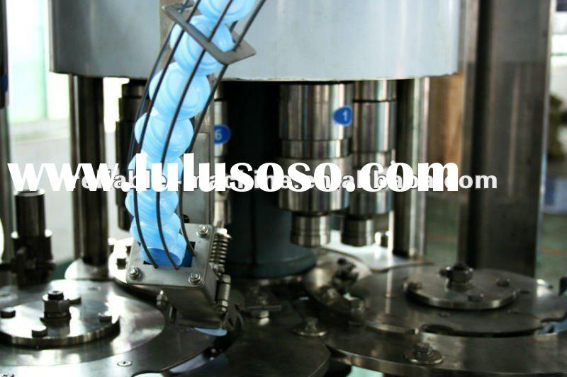 2012 new arrival plastic bottle automatic water packing machine/line high quality with low price CGF