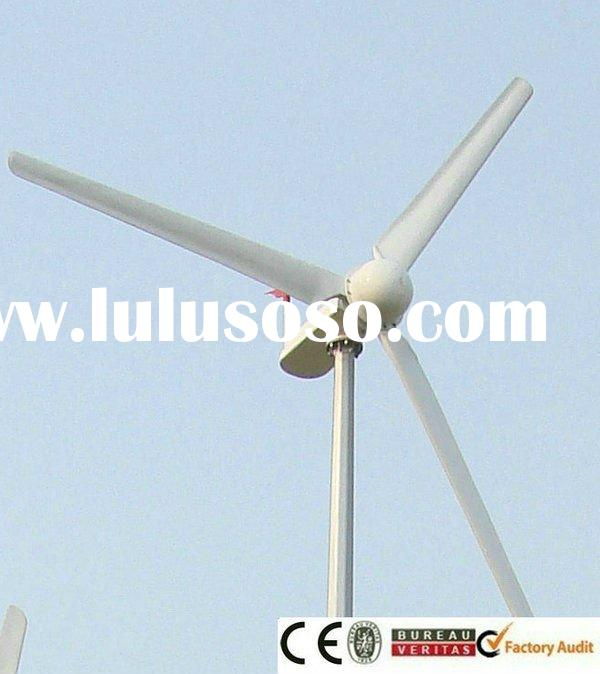 3000W Excellent Wind Turbine/permanent magnet generator/ Windmill With CE