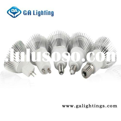 45degree dimmable led lamp mr16 12v 3w 300lm