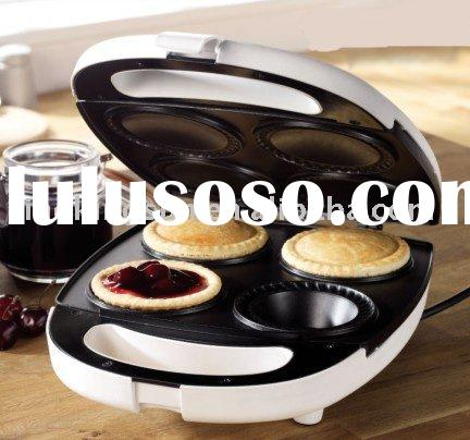 4 holes Pie Maker
