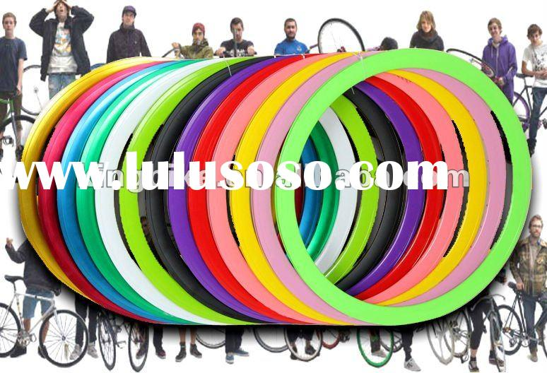 700C fixed gear bike rim,deep V 45MM,many color,hight quality alloy