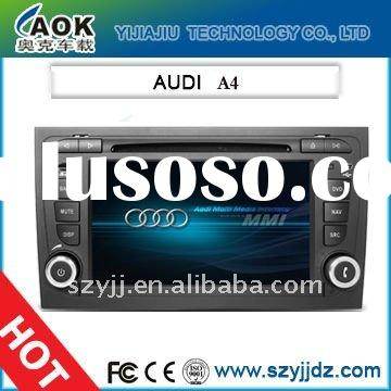 AUDI A4 car dvd gps with TV Bluetooth Radio