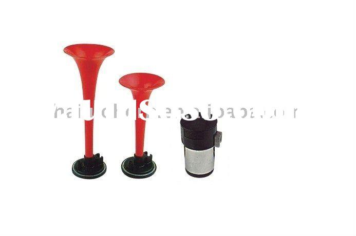 Air pressure horn for truck