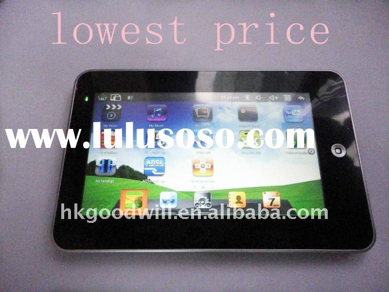 Android 2.2 Mini 7 inch Touch Screen Tablet PC WiFi Laptop camera VIA 8650