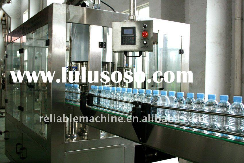 Auto drinking water filling machine