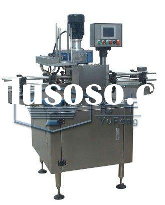 Automatic milk powder can capping machine
