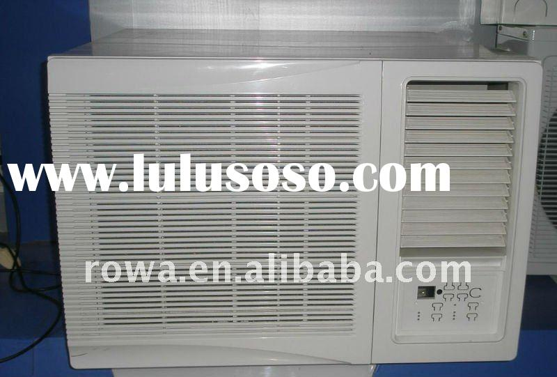 Best sell with remote control T1/T2/T3 working condition window type air conditioner/air conditionin