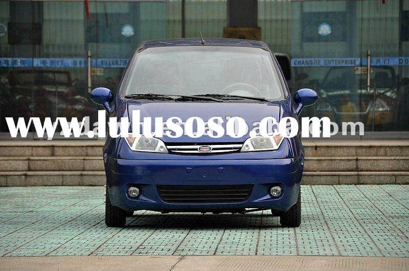 CJQD02C hot sale front wheel drive metal body 2 seat electric car (eec approval)