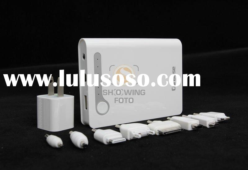 Carbose Portable Power Bank Mobile Charger for Iphone Ipad htc