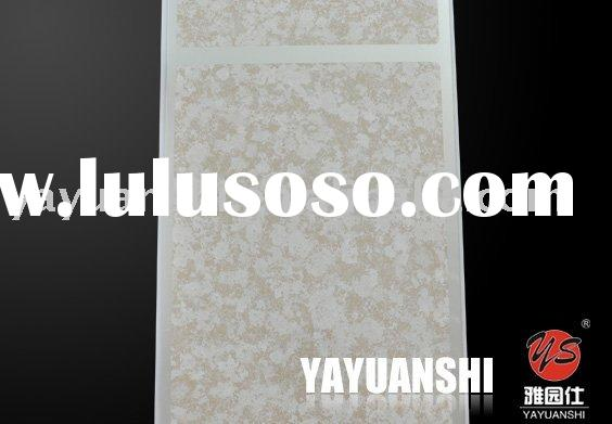 China haining pvc ceiling panel manufacturer for indoor decoration