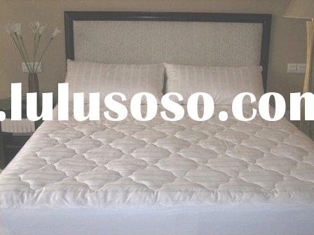 Cotton Mattress Pad/ Polyester Mattress Pad/Mattress Topper