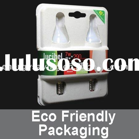 ECO Packaging CFL light as seen on TV
