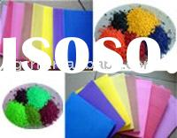 EVA pigment masterbatch-any colors,white,red,yellow,black,green,brown,violet,blue,orange