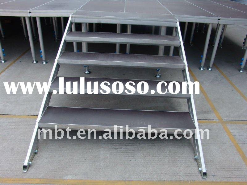 Portable Stage Steps : Rk portable folding stage stairs for sale price china