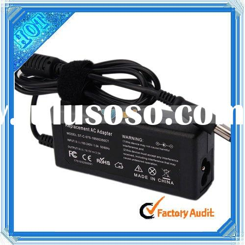 For HP 463958-001 DV4 DV5 DV6 DV7 Laptop AC Power Adapter(18.5V 3.5A 65W,With Central Smart-pin Insi