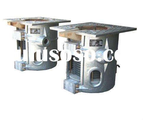 GW-0.25-160/1JJ Coreless Medium Frequency Induction Electric Smelter 250kg